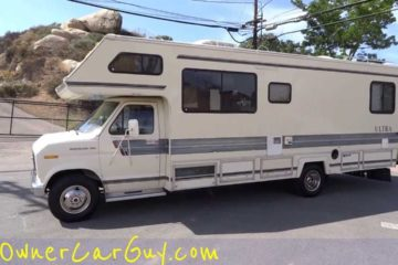 Shopping For a Used Airstream Motor Home